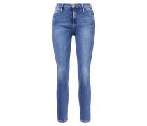 Skinny Jeans 'Le High Skinny' Blau