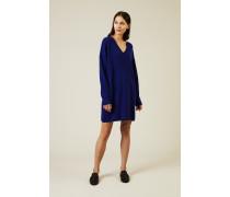 Cashmere Pullover 'Capri' Royalblau