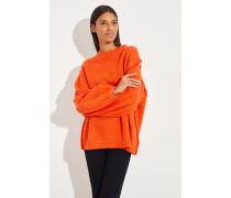 Oversize Pullover 'Kiara' Koralle