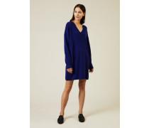 Cashmere Pullover 'Capri' Royalblau - Cashmere