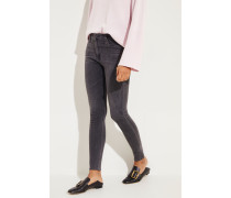 Skinny Jeans 'The Farrah' Anthrazit