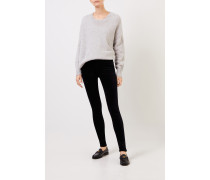 Skinny Jeans 'The Farrah' Schwarz