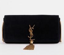 Tasche 'Kate' Schwarz/Gold