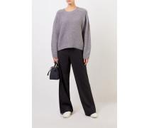 Cashmere-Pullover 'Saliano' Grau