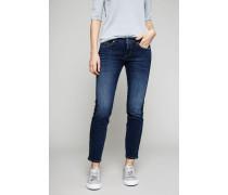 Modern Rise Jeans 'Liu' Mittelblau
