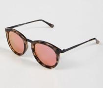 Sonnenbrille 'No Smirking' Vocanic Tort/Blau