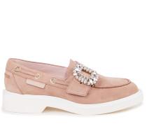 """Halbschuh """"Viv Boatshoes"""" Rosé"""
