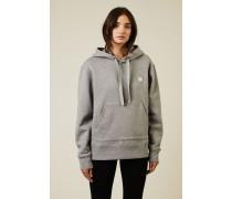 Sweatshirt 'Farris Face' Grau - 100% Baumwolle