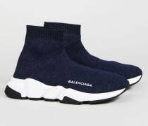 Sneaker 'Speed' Nachtblau