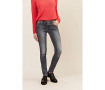 Jeans 'Pyper Slim Illusion' Grau
