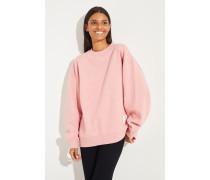 Sweatshirt 'Fyona' Pink Melange