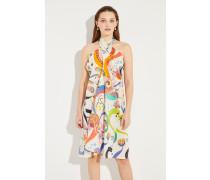 Rock/Kleid 2-in-1 mit Print Multi