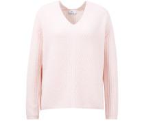 V-Neck Cashmere Pullover Rosé