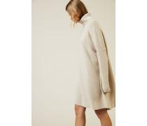 Cashmere-Kleid 'Shortland' Beige - Cashmere