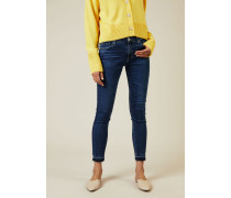 Super-Skinny-Jeans 'The Legging Ankle' Dunkelblau