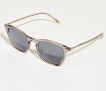 Sonnenbrille 'Heaton' Grau