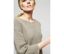 Cashmere-Pullover 'Giulia' Savanne - Cashmere