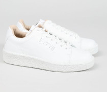 Sneaker 'Ace Leather' Weiß