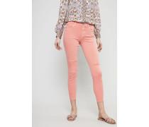 Jeans 'The Skinny Crop' Koralle