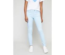 Skinny Jeans 'Climb' Hellblau
