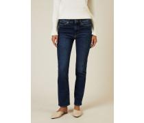 High Rise Jeans 'Daily' Blau