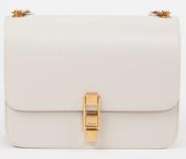 Tasche 'Carre' Creme/Gold