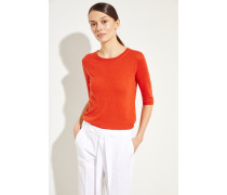 Cashmere-Pullover 'Lynn' Rot