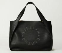 Shopper mit Stella-Logo 'Small Tote Bag' Schwarz
