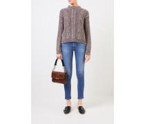 Skinny Jeans 'The Prima' Hellblau