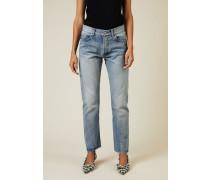 Standard-Jeans Hellblau - 100% Baumwolle