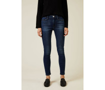 Skinny Jeans 'Le High Skinny' Dunkelblau