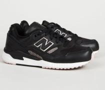 Sneaker 'WL530NFF' Schwarz - Leder