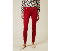 Jeans 'The Skinny Slim Illusion' Rot