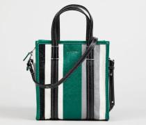 Shopper 'Bazar XS' Green/Grey/Black