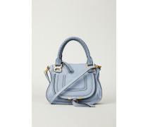 Handtasche 'Marcie Small' Washed Blue