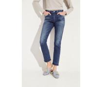 Boyfriend-Jeans 'Corey' Blau