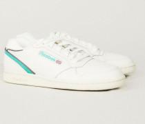 Sneaker 'ACT 300' Beige/Grün - Leder