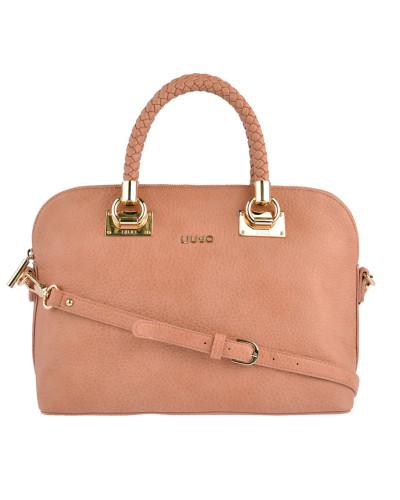 Liu Jo Damen Handtasche New Anna in Rosé Mode-Stil Zu Verkaufen 0ru2Vy