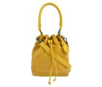Beuteltasche Pixie in Gelb