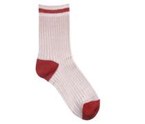 Socken Brigitte Rosa