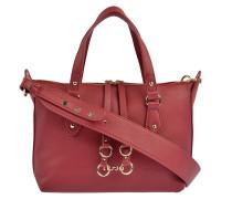 Handtasche Eze S in Rot