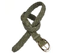 Gürtel TRX inkl. Schließe in Jadegrün 3,5cm