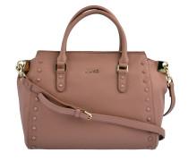 Handtasche Belvis in Rosé