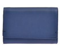 Portemonnaie in Blau