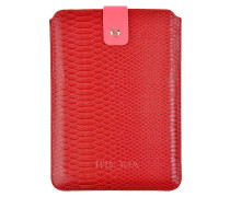 iPad Case mini Snake Pliskin Rot