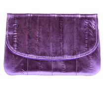 Portemonnaie in Flieder Metallic