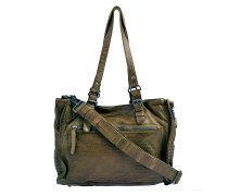 Handtasche S. C. 3D in Khaki