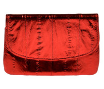 Portemonnaie in Rot Metallic