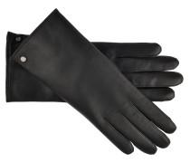Handschuhe Classic Wool in Schwarz