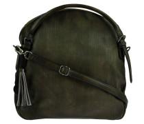 Handtasche Audrey Linecut in Grün